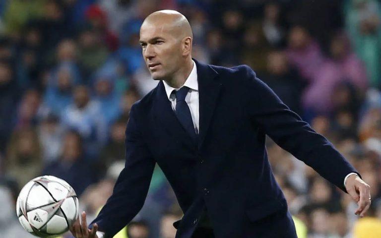¿Peligra el puesto de Zinedine Zidane en el Real Madrid?