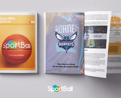 Guía NBA 2019-20