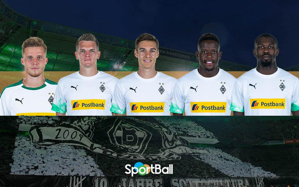 Claves, plantilla y mejores jugadores del Borussia Mönchengladbach 2019-2020