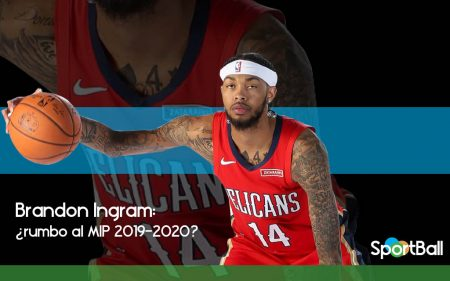 ¿Es Brandon Ingram candidato a MIP de la NBA 2019-2020?