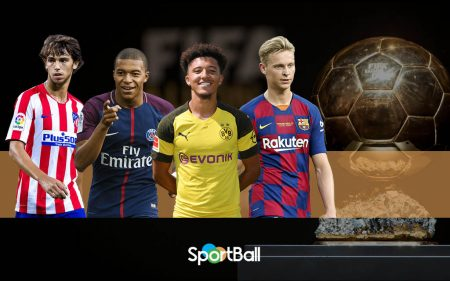 Candidatos al Balón de Oro tras Messi-Cristiano