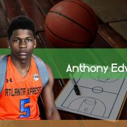 Anthony Edwards: carácter ambicioso y físico NBA