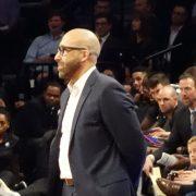 Knicks despiden a David Fizdale