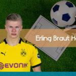 Erling Braut Haland, la nueva estrella del Borussia Dortmund
