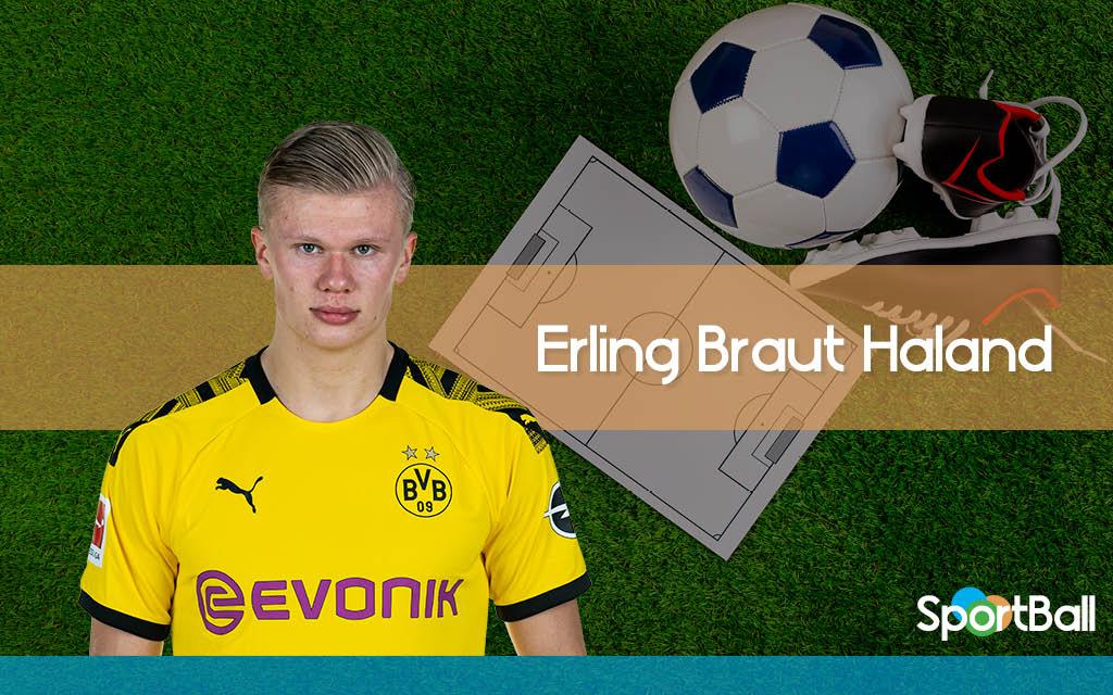 Equipos actuales de Erling Braut Haland, cómo juega y estadísticas