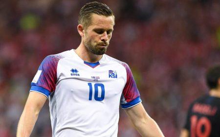Gylfi Sigurdsson triunfó más con la Selección de Islandia que en clubes.