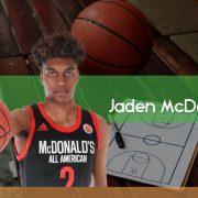 Jaden McDaniels: ¿el techo más alto del Draft?