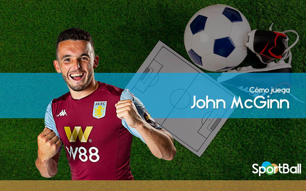 John McGinn - Cómo juega, equipos y estadísticas