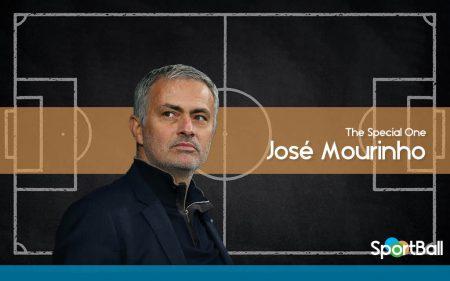 Jose Mourinho, uno de los entrenadores con más títulos de la historia