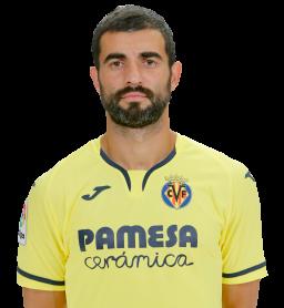 Jugadores y plantilla Villarreal 2019-2020 - Raúl Albiol