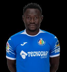 Jugadores y plantilla del Getafe 2019-2020 - Djené