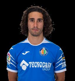 Jugadores y plantilla del Getafe 2019-2020 - Marc Cucurella