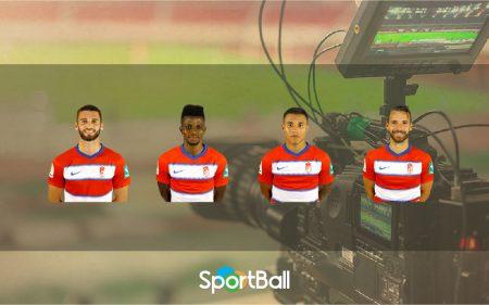 Jugadores y plantilla del Granada 2019-2020