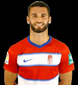 Jugadores y plantilla del Granada 2019-2020 - Domingos Duarte