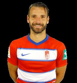 Jugadores y plantilla del Granada 2019-2020 - Roberto Soldado