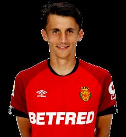 Jugadores y plantilla del Mallorca 2019-2020 - Ante Budimir