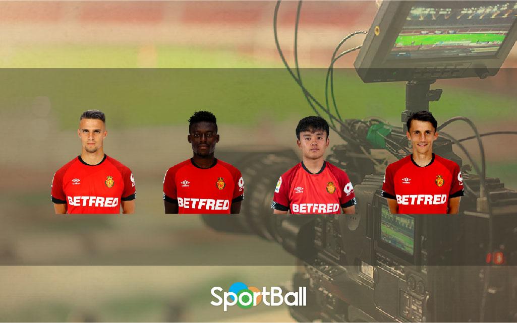 Jugadores y plantilla del Mallorca 2019-2020