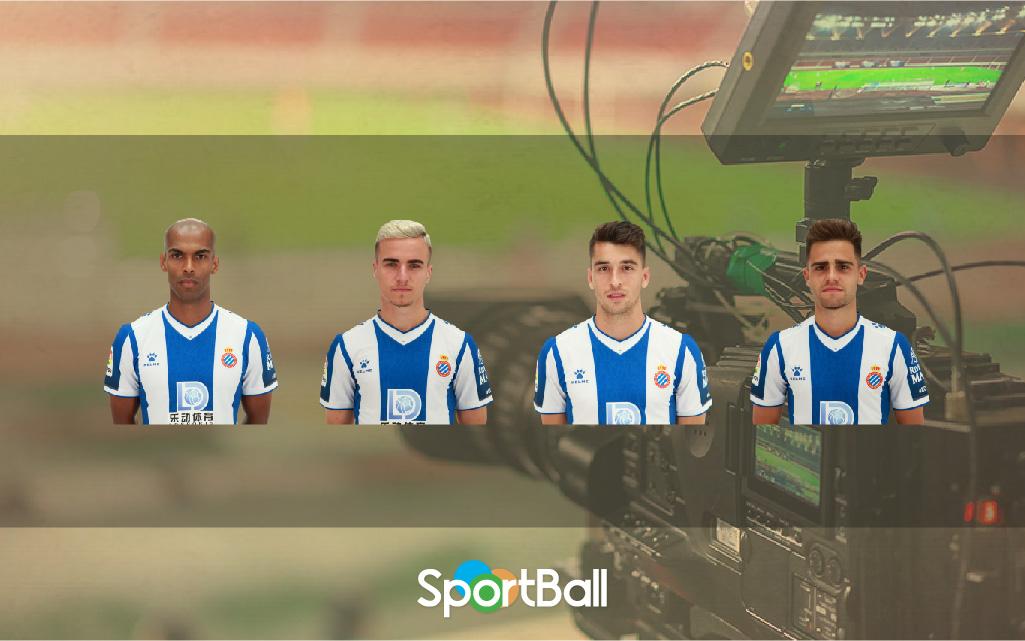 Jugadores y plantilla del RCD Espanyol 2019-2020