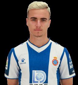 Jugadores y plantilla del RCD Espanyol 2019-2020 - Adria Pedrosa