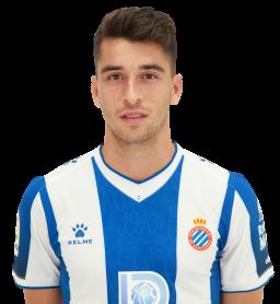 Jugadores y plantilla del RCD Espanyol 2019-2020 - Marc Roca