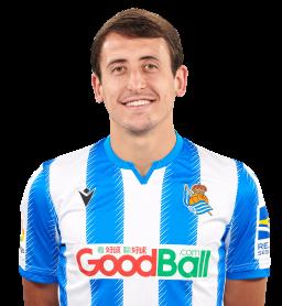 Jugadores y plantilla del Real Sociedad 2019-2020 - Oyarzabal