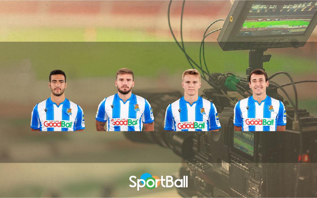 Jugadores y plantilla del Real Sociedad 2019-2020