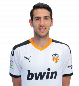 Jugadores y plantilla del Valencia 2019-2020 - Dani Parejo