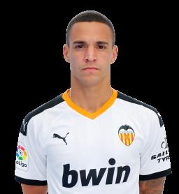 Jugadores y plantilla del Valencia 2019-2020 - Rodrigo Moreno