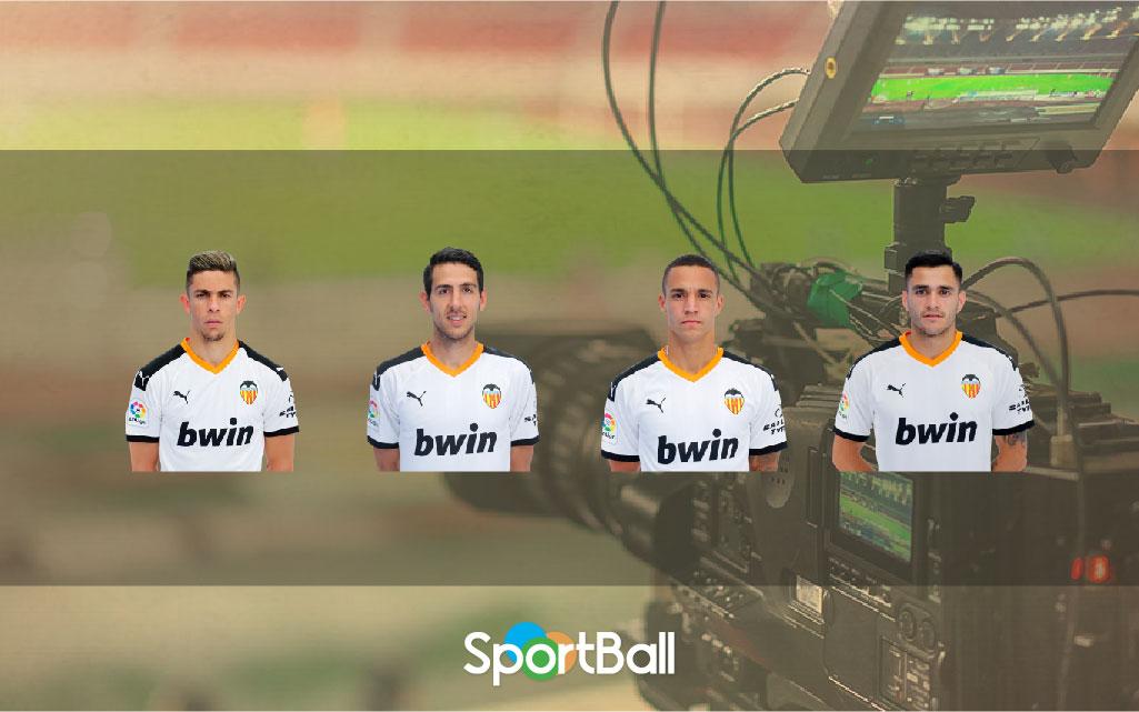 Jugadores y plantilla del Valencia 2019-2020