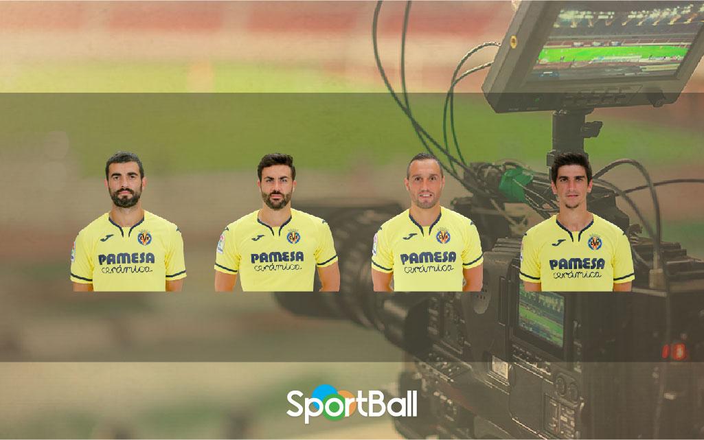 Jugadores y plantilla del Villarreal 2019-2020