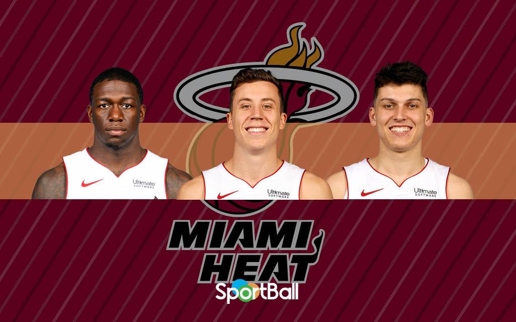 Kendrick Nunn, Tyler Herro y Duncan Robinson: las joyas de Miami Heat