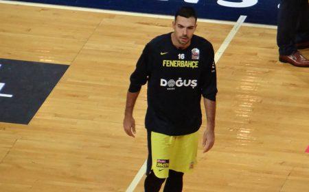 Kostas Sloukas Fenerbahce
