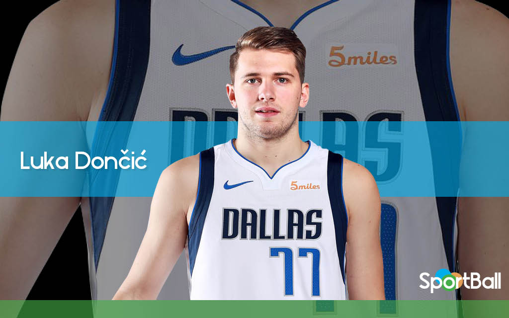 Luka Doncic Dallas Mavericks