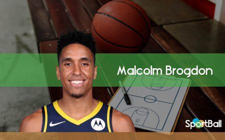 Malcolm Brogdon está liderando a Indiana Pacers.