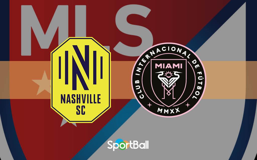 Nashville SC e Inter Miami CF, nuevos equipos de la MLS 2020.