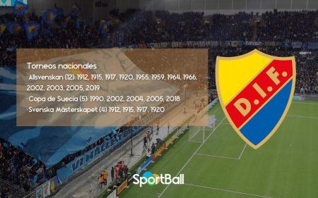 Palmarés del Djurgårdens Idrottsförening Fotboll