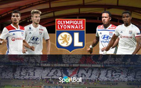 Plantilla del Olympique Lyon 2019-2020