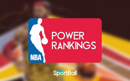 Power Rankings de la NBA 2019-2020