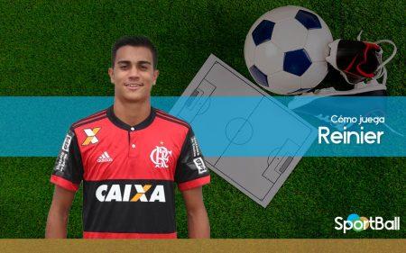 Reinier - Cómo juega, equipos y estadísticas