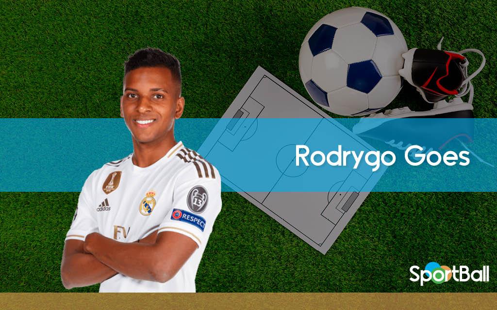 Rodrygo asalta la titularidad en el Real Madrid de Zidane