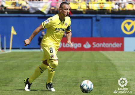 Santi Cazorla ha vuelto a mostrar su mejor fútbol en el Villarreal.