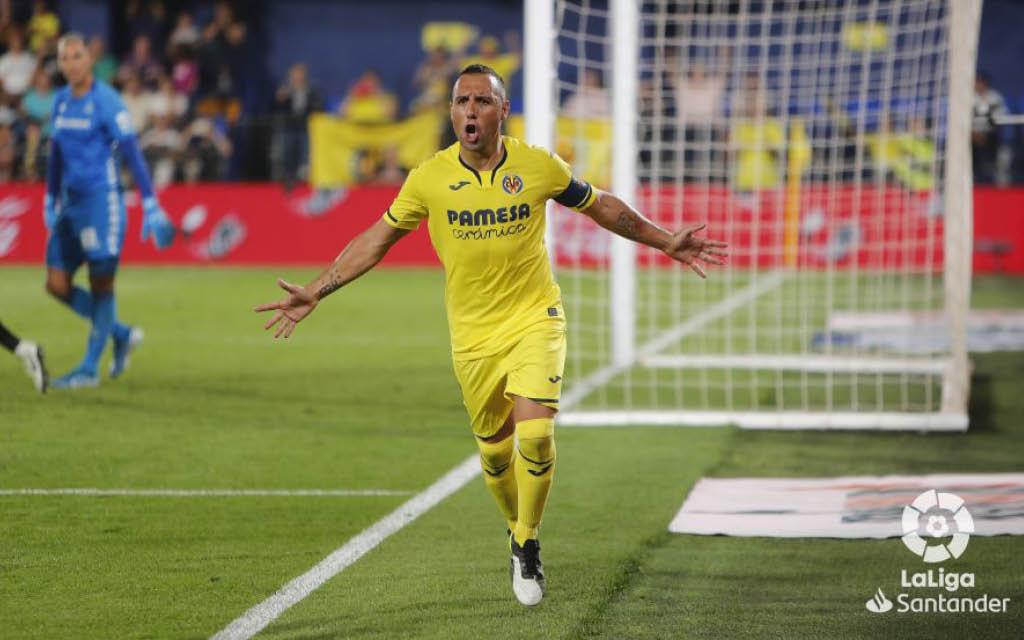 El alto nivel de Cazorla en el Villarreal le ha devuelto a la Selección Española.