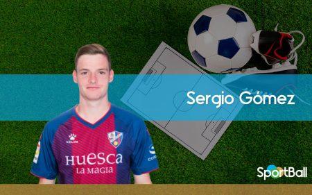 Sergio Gómez - Cómo juega, equipos y estadísticas