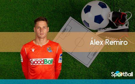 Jugadores jóvenes y promesas de la Real Sociedad: Álex Remiro