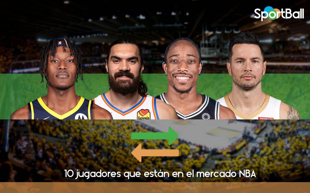 10 jugadores que están en el mercado invernal de la NBA 2019-2020