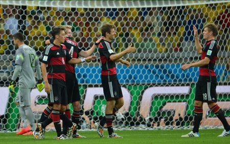 Alemania le endosó un histórico 7-1 a Brasil en el Mundial de 2014.