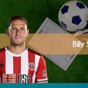 "Billy Sharp, el ""tipo gordo de Sheffield"""