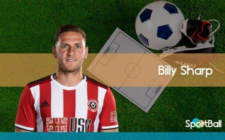 """Billy Sharp, """"el tipo gordo de Sheffield"""""""