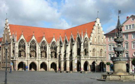 Imagen de la ciudad alemana de Braunschweig.