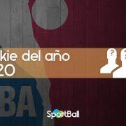 Candidatos a Rookie del Año 2020 en la NBA